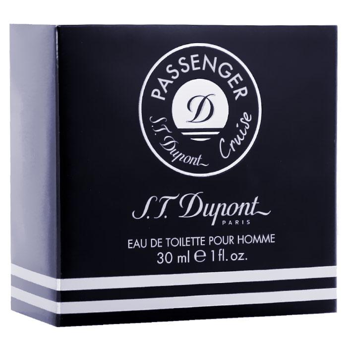 "S.T. Dupont Туалетная вода ""Passenger Cruise Pour Homme"", 30 мл 948421"