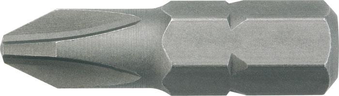 Биты крестовые Neo, PН2 х 25 мм, 5 шт 06-006