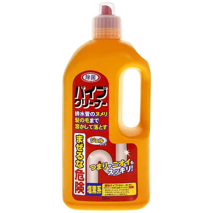 Средство Marufuku для чистки труб, 1000 мл301619Хлорорганическое средство для чистки кухонных труб, труб ванной и раковин устраняет любые засоры: налет, слизь, скопление волос, шерсти. Благодаря отбеливающему и дезодорирующему действию удаляет темные пятна, устраняет неприятный запах, сохраняя чистоту труб. Вязкое вещество в составе растворяет глубокие загрязнения, не разрушая материала труб. Достаточно использовать средство один раз в месяц, чтобы сохранять трубы в чистоте. Характеристики: Объем: 1 л. Товар сертифицирован.