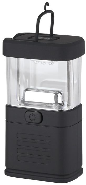 Кемпинговый фонарь ЭРА K6KOC860LEDКемпинговый фонарь ЭРА K6 снабжен складной ручкой для переноски и подвешивания. Яркие, экономичные и долговечные светодиоды не требуют замены на протяжениии всего срока службы фонаря. Характеристики:Материал:пластик, металл. Размер упаковки: 21 см х 5 см х 15 см. Размер фонаря: 13 см х 5 см х 7 см.