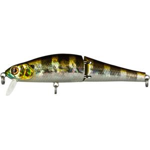 Воблер Tsuribito Joint Minnow, длина 11 см, вес 16,4 г. 110F/007110F/007Воблер Tsuribito Joint Minnow 110F первый двухсоставник бренда Tsuribito для ловли щуки. Заглубление до метра дает возможность рыболову облавливать этим воблером мелководные заливы рек и водохранилищ, а плавная игра с широкой амплитудой составной приманки не оставит без внимания даже малоактивного хищника. Характеристики: Материал: металл, пластик. Длина: 11 см. Вес: 16,4 г. Цвет тела: 007. Рабочая глубина: 0,5 - 1 м. Плавучесть - плавающий. Размер упаковки: 16,3 см х 4 см х 2,8 см. Производитель: Япония. Артикул: 110F/007.