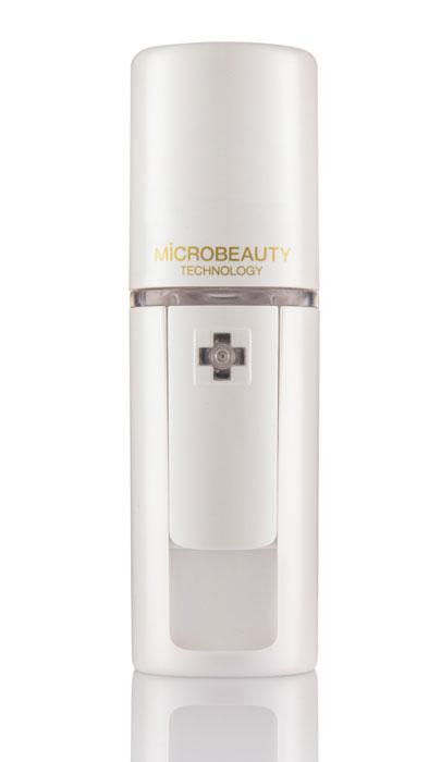 Ультразвуковой увлажнитель для кожи Microbeauty, цвет: белый жемчугMicro-pearl whiteУльтразвуковой увлажнитель для кожи Microbeauty предназначен для глубокого увлажнения кожи, лица, рук и области декольте. Идеально дополняет салонные процедуры. Результаты заметны уже после первого применения. Усиливает яркость макияжа в течение дня. Успокаивает и освежает кожу после загара. Прекрасно увлажняет и питает волосы. По данным исследований университета Providence (США), где проводилось тестирование Microbeauty, после нанесения увлажняющего средства с помощью аппарата на лице уровень содержания влаги в коже через час поднимается на 82,3%, а при нанесении вручную - всего на 67,7%. Через два часа увлажненность кожи уменьшается в первом случае до 74,7%, а во втором - до 49,1%. Ультразвуковой увлажнитель Microbeauty – портативный прибор для косметологов при проведении салонных процедур c использованием гиалуроновой кислоты, пептидов и пр. Применение Microbeauty поверх нанесенных концентратов обеспечивает эффект окклюзии и усиливает омолаживающий...