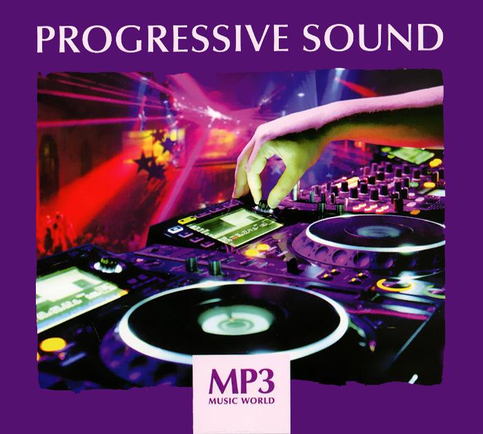 Progressive Sound (mp3) 2012 MP3 CD