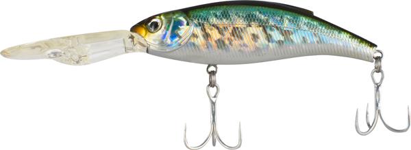 Воблер Tsuribito Deep Shaker 100F, № 005, длина 10 см, вес 31 г. 2889603/1/12Deep Shaker 100F - плавающий воблер для троллинговой ловли. Кроме довольно привлекательной игры воблера, благодаря шарикам внутри, приманка обладает акустическим воздействием на рыбу.Характеристики:Длина: 10 см. Вес: 31 г. Цвет тела: 005. Глубина: 4-5 м. Плавучесть: плавающий. Материал: металл, пластик. Производитель: Китай. Артикул: 28896.