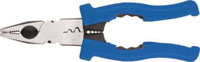 Пассатижи профессиональные FIT, многофункциональные, 200 мм51012Пассатижи FIT отличаются функциональностью, с их помощью можно не только работать с небольшими деталями, но и снимать изоляцию с проводов и зажимать клеммы. Прочная конструкция выполнена из инструментальной стали, что гарантирует высокую надежность и продолжительный срок службы инструмента. Характеристики: Материал: сталь, пластик. Размер пассатижей: 20 см x 6 см x 1,5 см. Размер упаковки: 26,5 см x 10 см x 2 см. Изготовитель: Китай.