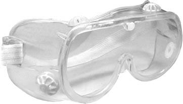 Очки защитные FIT, закрытого типа, цвет: прозрачный 12217