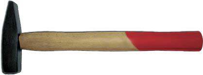 Молоток Fit, 100 г44201Молоток Fit имеет два разных бойка - один ровный, другой сужающийся. Молоток имеет удобную ручку из твердой породы древесины. Применяется для гибки металла, вбивания гвоздей, осадки шпонок. Острой стороной можно забивать маленькие гвозди. Характеристики: Материал: сталь, древесина. Длина: 26 см. Вес: 100 г. Размер упаковки: 26 см х 8 см х 1,5 см.