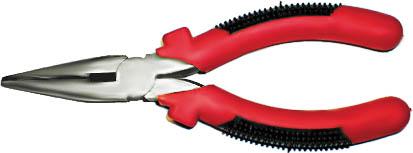 Тонконосы FIT Стандарт, 140 ммSC-FD421005Тонокносы FIT Стандарт, изготовленные из инструментальной стали, предназначены для проведения слесарно-монтажных работ. Эргономичные двухкомпонентные ручки, будут удобны при работе с инструментом. Тонконосы - это необходимый предмет в каждом доме. Характеристики: Материал:сталь, пластик, резина. Длина:14 см. Размеры тонконосов: 14 см х 5 см х 1,5 см. Размеры упаковки: 21 см х 6 см х 2 см.
