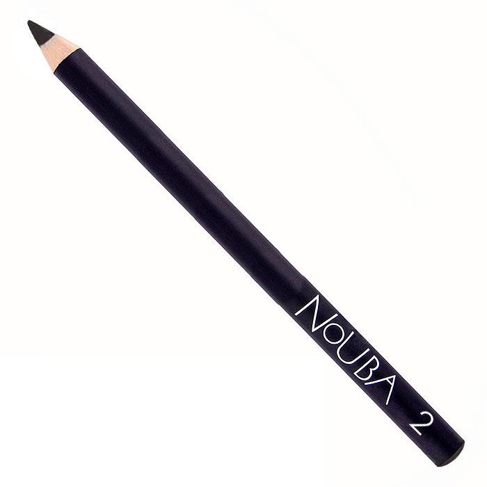 Nouba Карандаш для век Eye Pencil, тон №02, 1 гN02202Классический карандаш для век Nouba Eye Pencil создает идеальные стрелки и четкие контуры. Его волшебные цвета с потрясающе устойчивым эффектом держатся в течение всего дня. Карандаш идеально подходит для чувствительных глаз. Пальмовое масло, глицерин - смягчает, увлажняет; Карнаубский, канделийский воски - устойчивость, легкое нанесение. Характеристики: Вес: 1 г. Тон: №02. Производитель: Италия. Артикул: N02202. Товар сертифицирован.