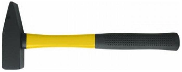 Молоток фиброглассовый Контрфорс, 300 г2706 (ПО)Молоток Контрфорс имеет два разных бойка - один ровный, другой сужающийся. Молоток имеет удобную фиберглассовую ручку усиленную пластиком. Применяется для гибки металла, вбивания гвоздей, осадки шпонок. Острой стороной можно забивать маленькие гвозди. Характеристики: Материал: сталь, пластик. Длина ручки: 28 см. Вес: 300 г. Размеры упаковки: 30,5 см х 10 см х 2,5 см.