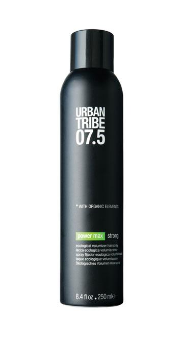 Urban Tribe Лак для укладки волос и создания объема, экологичный, сильная фиксация, 250 мл52234Экологичный лак Urban Tribe для укладки волос и создания объема сильной фиксации не содержит газа, универсален, быстро сохнет, идеален для придания формы и завершения любой укладки. Обеспечивает волосам максимальный объем, блеск, длительную фиксацию и исключительную влагостойкость. Экстрастойкий фиксирующий полимер создает эффект покрытия волос для более длительного сохранения укладки. Пантенол обладает увлажняющим и успокаивающим действием. Витамин Е, антиоксидант. Органические, эко-сертифицированные элементы оказывают увлажняющее, ухаживающее и антиоксидантное действие. Характеристики: Объем: 250 мл. Производитель: Италия. Товар сертифицирован.