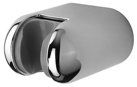 Держатель для душа DuschyBL505Настенный держатель для ручного душа Duschy. Имеет регулировку положения. Характеристики: Материал: пластик пвх, латунь. Размер: 7 см х 10 см х 3 см. Размер упаковки: 18 см х 11 см х 5 см.