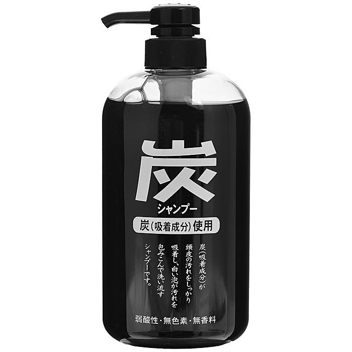Junlove Шампунь с древесным углем, для жирных волос, 600 млБ33041_шампунь-барбарис и липа, скраб -черная смородинаШампунь мягко моет волосы, эффективно очищает кожу головы от излишков кожного жира и загрязнений. Препятствует ослаблению и выпадению волос (причиной перечисленных проблем часто становится недостаточное очищение кожи головы). Характеристики:Объем: 600 мл. Артикул: 100585. Производитель: Япония. Товар сертифицирован.