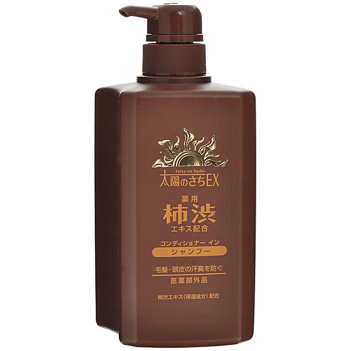 Max Шампунь-кондиционер для волос, с экстрактом хурмы, 500 млFS-00103Уникальная формула поможет обеспечить эффективный уход за волосами в условиях неблагоприятной экологии города. В состав шампуня Max входит экстракт хурмы, содержащий антиоксиданты и витамины А, С, Р и Е. Содержащейся в хурме танин обладает антибактериальным действием. Обильная пена бережно ухаживает за кожей головы, способствуя глубокому очищению кожных пор у корней волос от сальных загрязнений и предотвращая образование перхоти.Активные компоненты средства - розмарин, базилик, шалфей, корень солодки оказывают противовоспалительное, тонизирующее, сильное антиоксидантное действие, улучшают обменные процессы в волосяных луковицах, способствуют стимуляции роста волос и их укреплению.Благодаря экстрактам трав нормализуется деятельность сальных желез, замедляется процесс выработки кожного сала и сужаются поры.Парфюмерная композиция на основе ментола создает ощущение свежести во время принятия душа. Характеристики:Объем: 500 мл. Артикул: 34077. Производитель: Япония. Товар сертифицирован.