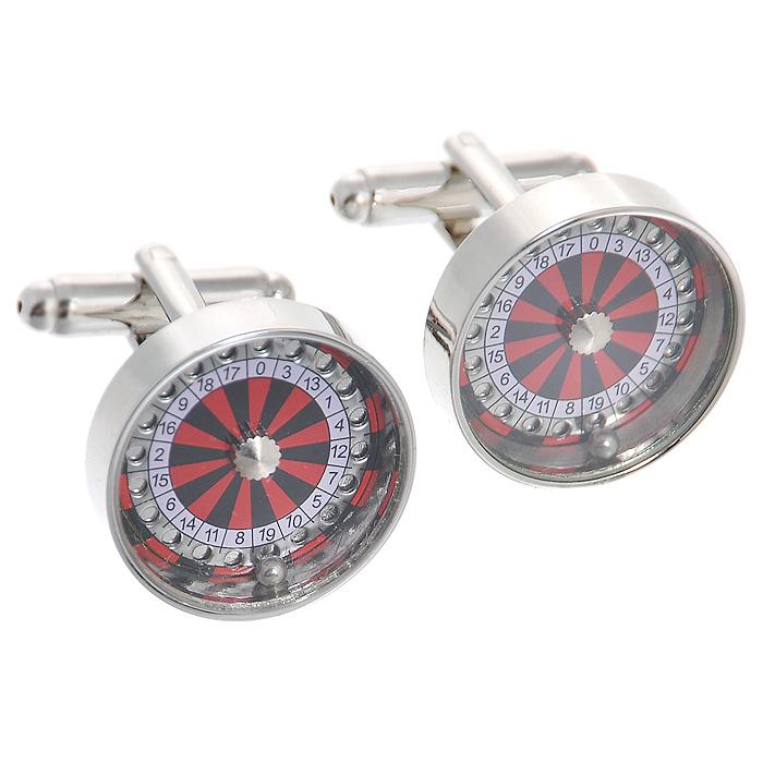 Запонки Рулетка. ZAP-059ZAP-059Запонки Рулетка изготовлены из серебряного металла и выполнены в виде рулетки. Такие запонки, непременно, станут объектом внимания. Мужские запонки великолепного дизайна будут отличным подарком для каждого. Запонки - символ мужской элегантности. Они являются неотъемлемой частью вечернего туалета. Выбирайте запонки в зависимости от вашего настроения, а также впечатления, которое вы хотите произвести на окружающих. Изделие упаковано в подарочную коробку. Характеристики: Материал: металл. Диаметр декоративной части запонки: 2 см. Высота запонки: 2 см. Размер упаковки: 8 см x 3 см x 4 см. Артикул: ZAP-59.