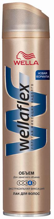 Wellaflex Лак для волос Длительная поддержка объема, экстрасильная фиксация, 250 млБ33041_шампунь-барбарис и липа, скраб -черная смородинаЛак для волос Wellaflex Длительная поддержка объема, экстрасильной фиксации обеспечивает надежную фиксацию и заметный объем прически до 24 часов. Формула Запас Объема и гибкости образует на волосах структуру, которая, пружиня, помогает поддерживать длительный объем прически. Не склеивает волосы. Помогает сохранить эластичность волос и защитить их от УФ-лучей. Характеристики:Объем: 250 мл. Производитель: Франция. Товар сертифицирован.