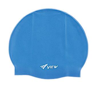 Шапочка для плавания View, силиконовая, цвет: синийTS V-31 BLШапочка для плавания View выполнена из мягкого, но прочного силикона и отличается удобством. 100% гипоаллергенный силикон не потеряет цвет со временем. Шапочка украшена небольшим логотипом View. Круглый и гладкий дизайн для лучшего прилегания и уменьшенного сопротивления воды. Благодаря нескользящей внутренней поверхности и устойчивости к растяжению, шапочку легко надевать. Модель подходит детям и взрослым.