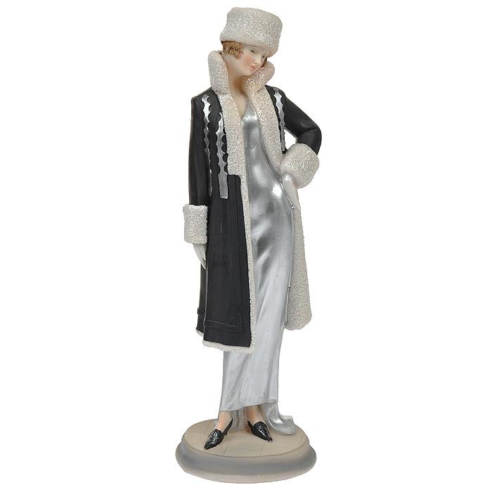 Статуэтка Ирэн, высота 30 см512-113Статуэтка Ирэн, выполненная из полистоуна, станет отличным украшением интерьера вашего дома или офиса. Статуэтка выполнена в виде изящной дамы в платье. Вы можете поставить статуэтку в любом месте, где она будет удачно смотреться, и радовать глаз. Также она может стать оригинальным подарком для всех любителей стильных вещей. Характеристики: Материал: полистоун. Размер статуэтки (Ш х Д х В): 8,5 см х 9,5 см х 30 см. Размер упаковки: 12 см х 12,5 см х 35 см. Артикул: 512-113.