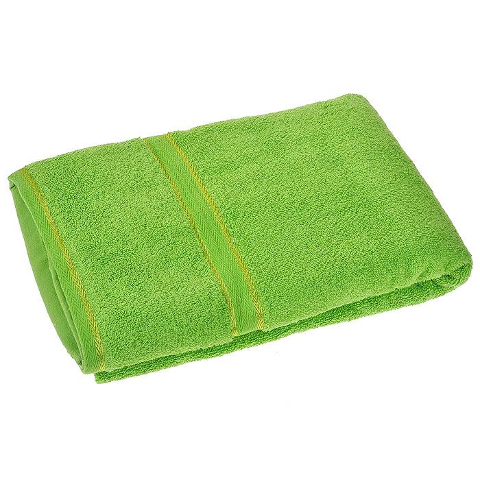 Полотенце махровое Орион, цвет: салатовый, 50 см х 90 смCt4400509-23Махровое полотенце Орион, изготовленное из натурального хлопка, подарит массу положительных эмоций и приятных ощущений. Полотенце зеленого цвета декорировано орнаментом. Полотенце отличается нежностью и мягкостью материала, утонченным дизайном и превосходным качеством. Оно прекрасно впитывает влагу, быстро сохнет и не теряет своих свойств после многократных стирок. Махровое полотенце Орион станет достойным выбором для вас и приятным подарком для ваших близких. Характеристики: Материал: 100% хлопок. Размер полотенца: 50 см х 90 см. Размер упаковки: 25 см х 23 см х 3 см. Плотность: 440 г/м2. Цвет: зеленый. Артикул: Ct4400509-23.