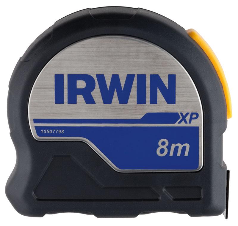 """Рулетка Irwin """"XP"""", 8 м х 27 мм 10507798"""