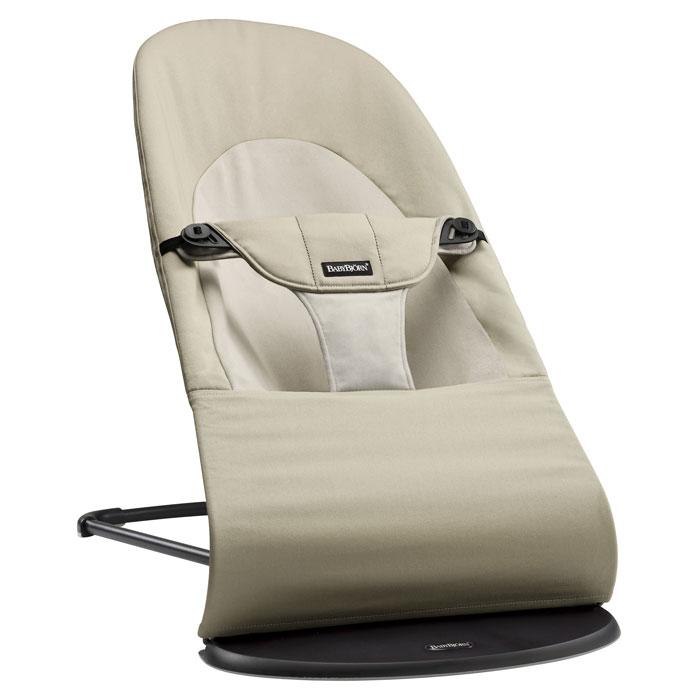 """Кресло-шезлонг BabyBjorn """"Balance Soft"""", цвет: бежевый 0050,26"""