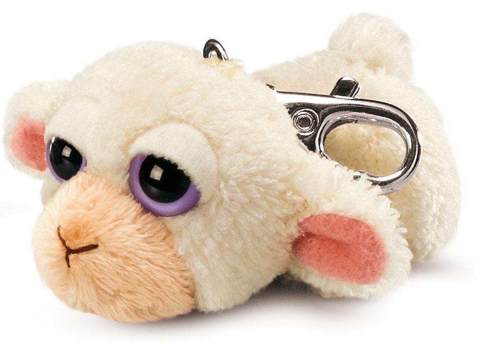 """Russ Мягкая игрушка-брелок """"Животные фермы Пиперс. Овечка"""", 6 см 86195_овечка"""
