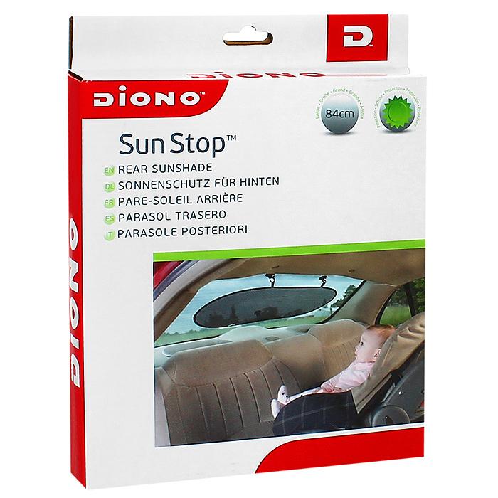 Шторка солнцезащитная Sun Stop, 84 см х 33 см40280Солнцезащитная шторка Sun Stop защитит вашего ребенка от яркого солнечного света во время поездки в автомобиле. Шторка, выполнена из ПВХ черного цвета, подходит ко всем автомобилям и крепятся к стеклу с помощью присосок. Характеристики: Размер шторки: 84 см х 33 см. Размер упаковки: 22 см х 28 см х 2,5 см. Изготовитель: Китай.