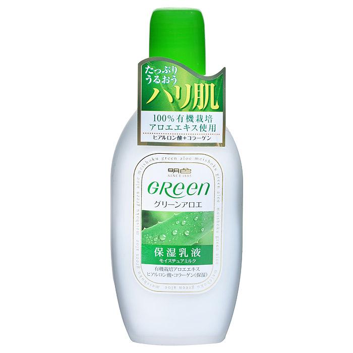 Meishoku Увлажняющее молочко, для ухода за сухой и нормальной кожей лица, 170 млFS-00897Увлажняющее молочко Meishokuэффективно борется с морщинами и темными пятнами. При регулярном применении молочка кожа становится свежей, чистой и хорошо увлажненной. Содержит натуральные растительные компоненты, которые смягчают, увлажняют и придают коже эластичность. Характеристики:Объем: 170 мл. Артикул: 175169. Производитель: Япония. Товар сертифицирован.