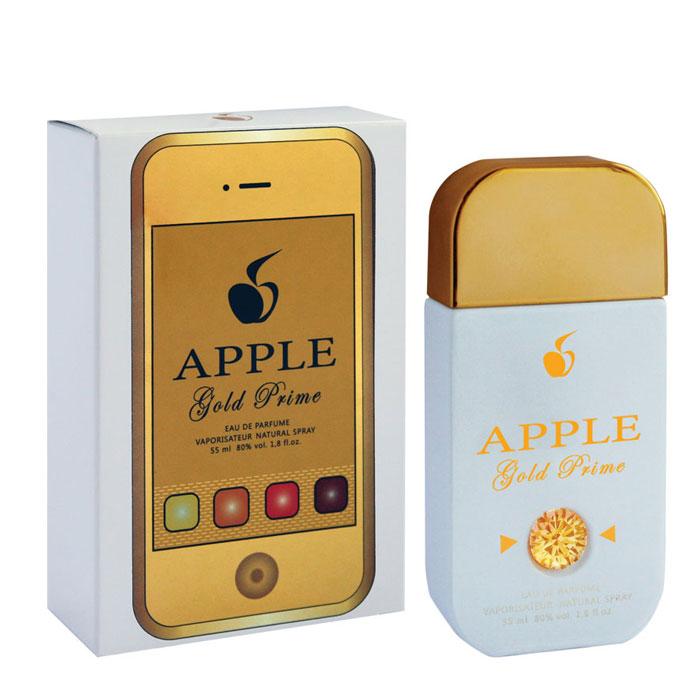 Apple Parfums Парфюмерная вода женская Gold Prime, 55 млKF1118Элегантный, совершенный даже в мелочах образ требует много душевных затрат. Сегодня она великолепна, она празднично торжественна и величественно красива! Сегодня она принцесса. Все - одежда, украшения, аромат, работает на создание этого имиджа! Важно покорить сердца, важно нравиться! Поэтому аромат, пульсирующий на ее коже, звучит немного приглушенно. Тонко и изысканно. Мягко волнует переливами оттенков классического жасминно-розового букета в полутонах благородного сантала, с античным придыханием ладана. И пусть все думают, что она достала из сумочки симпатичный телефончик. Это ее тайна! Еще, еще несколько дыханий прекрасного аромата на уже горячую от волнения кожу! Но внешне спокойна, ведь она сегодня принцесса! Классификация аромата: цветочно-древесный.Пирамида аромата:Основные ноты: кедр, сандал, бергамот, роза, жасмин, фрезия, ладан, розовый перец. Характеристики:Объем: 55 мл. Производитель: Россия. Самый популярный вид парфюмерной продукции на сегодняшний день - парфюмерная вода. Это объясняется оптимальным балансом цены и качества - с одной стороны, достаточно высокая концентрация экстракта (10-20% при 90% спирте), с другой - более доступная, по сравнению с духами, цена. У многих фирм парфюмерная вода - самый высокий по концентрации экстракта вид товара, т.к. далеко не все производители считают нужным (или возможным) выпускать свои ароматы в виде духов. Как правило, парфюмерная вода всегда в спрее-пульверизаторе, что удобно для использования и транспортировки. Так что если духи по какой-либо причине приобрести нельзя, парфюмерная вода, безусловно, - самая лучшая им замена.Товар сертифицирован.