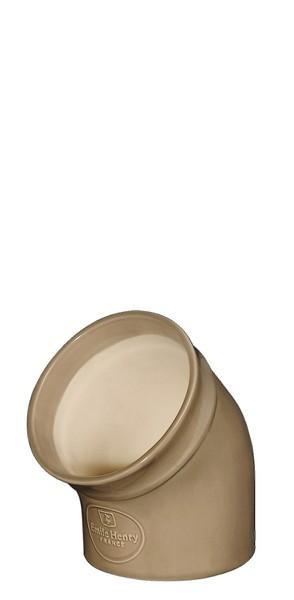 Солонка Emile Henry Natural Chic, цвет: мускат, диаметр 10 смVT-1520(SR)Солонка Emile Henry Natural Chic выполнена из высококачественной керамики, натурального природного материала, и покрыта снаружи стеклянной глазурью. Эта удобная и оригинальная емкость для хранения соли всегда должна быть на вашей кухонной полке. Морская соль в этой емкости никогда не слипнется, образуя комки и корки, так как ее внутренняя поверхность специально оставлена неглазурованной.Диаметр солонки: 10 см.Высота солонки: 13 см.Объем солонки: 0,35 л.