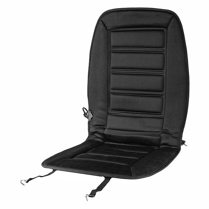 Накидка на сиденье с обогревом Kioki, 95 см х 47 смS01301141Накидка на сиденье Kioki имеет встроенный регулятор мощности. Крепится на сиденье при помощи крючков. Питается от автомобильного прикуривателя. Характеристики: Размер накидки: 95 см х 47 см. Напряжение: 12 В. Ток: 5 А. Размер упаковки: 58 см х 50 см х 3 см.