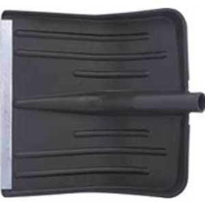 Лопата для уборки снега, без черенка, 42 см х 42 см68100Лопата, выполненная из высококачественного пластика черного цвета, станет незаменимым помощником во время уборки снега. Благодаря вогнутой форме он очень вместительный, что позволит вам быстрее справиться с задачей по очистке территории после снегопада. Характеристики: Материал: пластик, алюминий. Размер ковша: 42 см х 42 см. Диаметр отверстия для черенка: 3,3 см. Размер упаковки: 42 см х 42 см х 22 см.