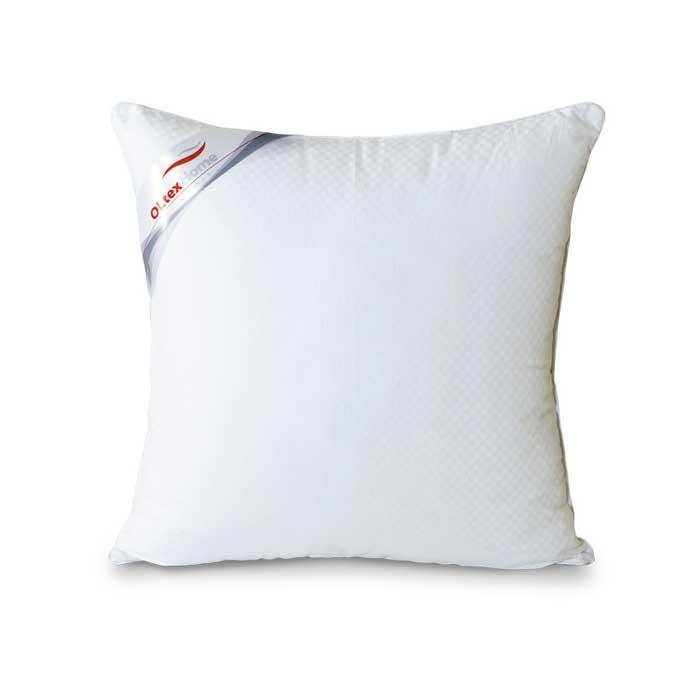 Подушка OL-Tex Богема, 45 х 45 смОЛС-45-1Чехол подушки OL-Tex Богема выполнен из мягкого приятного на ощупь сатина-страйп. Наполнитель - высокосиликонизированное микроволокно OL-tex, которое является усовершенствованным аналогом наполнителя Лебяжий пух. Лебяжий пух - это современный заменитель натурального лебяжьего пуха. Искусственный Лебяжий пух сохраняет непревзойденную мягкость и легкость природного материала, но еще обладает и рядом новых достоинств. Лебяжий пух не вызывает аллергии, в изделиях с таким наполнителем не заводится клещ, бактерии, гнили. За подушками и одеялами очень легко ухаживать - их можно стирать в машинке, они быстро и полностью высыхают. Подушка из коллекции Богема – это необыкновенная мягкость и комфорт. Белый атласный кант украшает подушку. Высококачественный наполнитель Ol-Tex способствует свободной циркуляции воздуха, подушка дышит, лежать на такой подушке – одно удовольствие. Подушка абсолютно гипоаллергенна и идеально подходит людям, страдающим аллергией. Подушка...