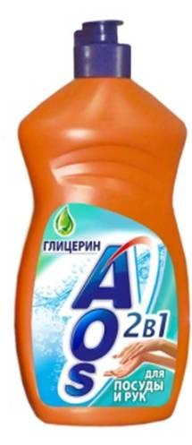 Жидкость для мытья посуды AOS Глицерин, 500 мл390-3Жидкость для мытья посуды AOS Глицерин эффективно удаляет любые загрязнения даже в холодной воде. Благодаря новой сбалансированной формуле средство отлично пенится и легко смывается, придает посуде кристальный блеск, после ополаскивания не оставляет разводов. Смягчает и увлажняет кожу рук. Характеристики: Объем: 500 мл. Артикул: 390-3. Товар сертифицирован.