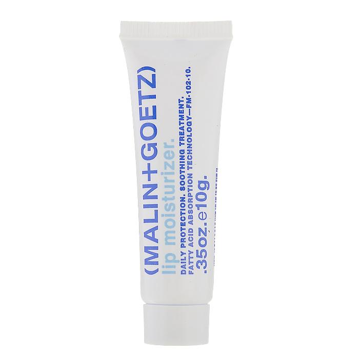 Malin+Goetz Бальзам для губ, увлажняющий, 10 г72523WDУвлажняющий бальзам для губ Malin+Goetz специально создан для мгновенного восстановленияи укрепления сухой, раздраженной кожи губ. Подходит для ежедневного использования. Защита 24 часа. В отличие от традиционных масел, силиконов и высушивающего кожу воска, которые быстро съедаются и стираются с кожи губ, этот увлажняющий бальзам содержит быстро впитывающиеся жирные кислоты, которые интенсивно питают, увлажняют, защищают и остаются на коже надолго. Характеристики:Вес: 10 г. Производитель: США. Товар сертифицирован.