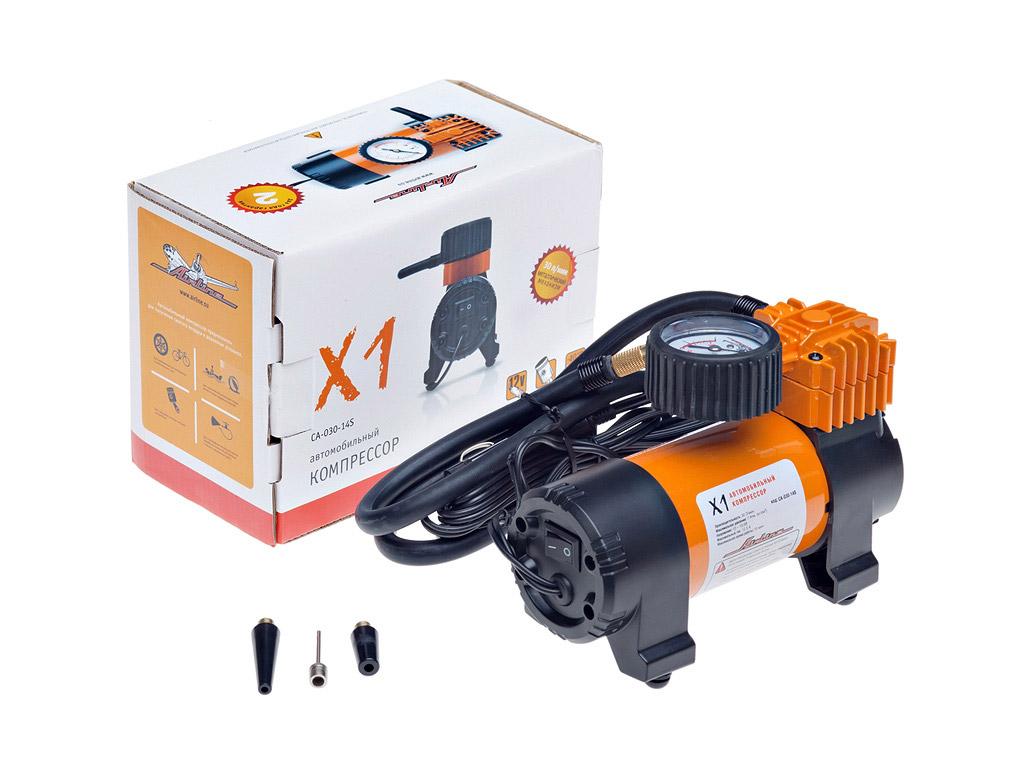 Автомобильный компрессор Airline X1 CA-030-14S