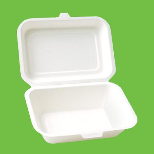 Набор ланч-боксов Gracs, биоразлагаемых, цвет: белый, 450 мл, 10 штB004Набор Gracs состоит из 10 биоразлагаемыхх ланч-боксов, выполненных из экологически чистого материала - сахарного тростника. Материал не содержит токсинов и канцерогенов. Набор Gracs можно использовать как для холодных, так и для горячих продуктов. Набор можно использовать в микроволновой печи. Одноразовая биоразлагаемая посуда Gracs- полезно для здоровья, безопасно для окружающей среды! Размер ланч-бокса: 12 см х 18 см х 3,5 см. Размер крышки: 12 см х 18 см х 2 см.