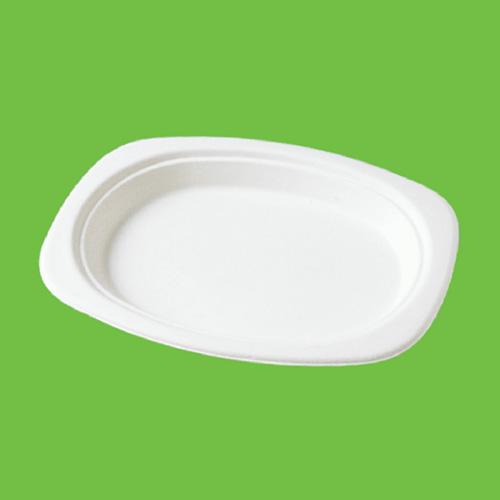 Набор овальных блюд Gracs, биоразлагаемых, цвет: белый, 23 х 16,5 см, 10 штP009Набор Gracs состоит из 10 овальных блюд, выполненных из экологически чистого материала - сахарного тростника. Материал не содержит токсинов и канцерогенов. Набор Gracs можно использовать как для холодных, так и для горячих продуктов. Набор можно использовать в микроволновой печи. Одноразовая биоразлагаемая посуда Gracs- полезно для здоровья, безопасно для окружающей среды! Размер блюда: 23 см х 16,5 см х 2 см.