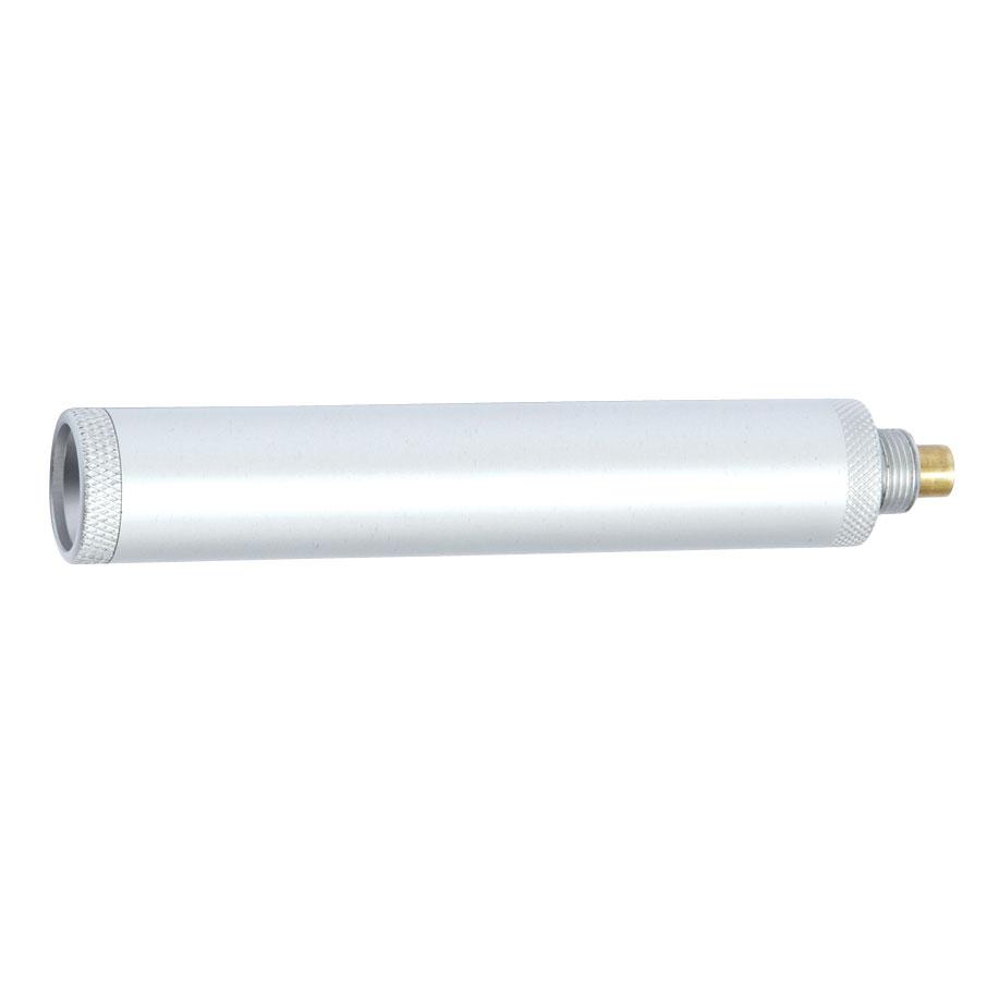 ASG имитация глушителя CZ75D, P-07, STI, цвет: серебристый (17352)17352Имитация глушителя-удлинитель ствола для газобалонных пистолетов CZ 75D Compact. Подходит для всех пневматических пистолетов CZ75D, P-07, STI, Bersa калибров 4,5 и 6 мм. Внутри имеет подпружиненный удлинитель ствола. Повышает скорость примерно на 10 м/с. Изготовлен из металла. Внимание - ЗВУК НЕ ПРИГЛУШАЕТ! Уважаемые покупатели, при использовании пневматики соблюдайте технику безопасности: храните в разряженном состоянии в местах недоступных для детей, не направляйте на людей и животных, при стрельбе следите, чтобы в районе мишени не было людей, всегда используйте защитные очки и экипировку, перевозите пневматику в чехлах и сумках, не носите открыто в общественных местах! Перед использованием прочтите инструкцию! Грамотное обращение с пневматикой - залог Вашего приятного отдыха! Уважаемые покупатели, обращаем Ваше внимание, что авиадоставка в нижеперечисленные города этого товара временно недоступна! 1. Ангарск 2....