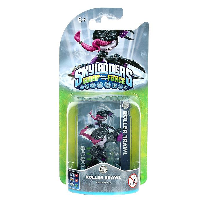 Skylanders Swap Force. Интерактивная фигурка Roller Brawl