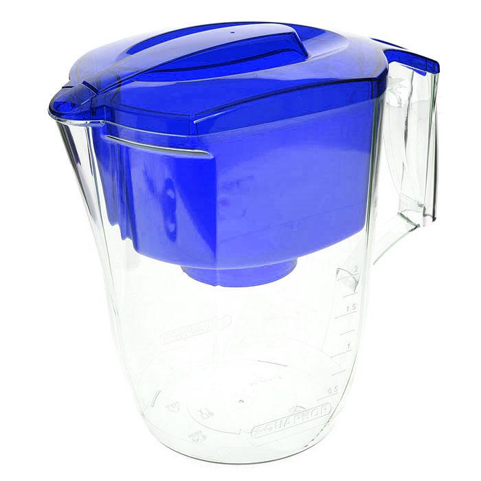 Фильтр-кувшин для воды Аквафор Гарри, цвет: синий, 3,9 лSC-FD421005Фильтр Аквафор удалит из воды железо, тяжелые металлы, органические и хлорорганические соединения и пестициды. Удивительный аромат чая и вкус кофе раскроются с водой, очищенной фильтром Аквафор.Чистая вода премиум класса - залог здоровья Вашей семьи.Содержит безопасное эффективное серебро. Характеристики: Материал:пластик. Цвет: синий. Размер упаковки: 27 см х 16 см х 27 см.