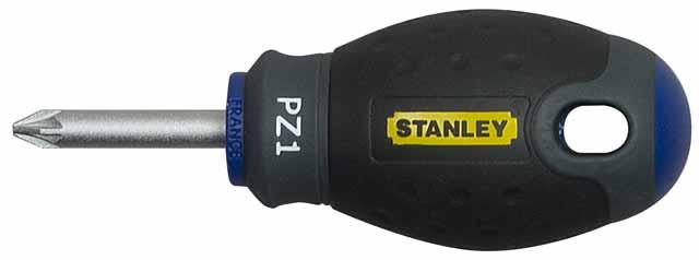 Отвертка крестовая Stanley FatMax, PZ1 х 30 мм 1-65-408
