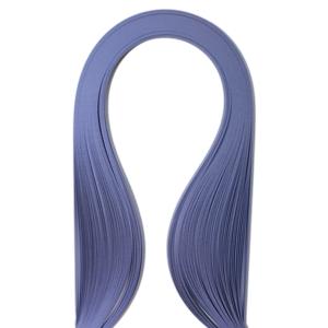 Набор бумаги для квиллинга, цвет: фиолетовый, полоски 0,3 см х 30 см, 100 штC0044108Квиллинг - искусство изготовления плоских или объемных композиций из скрученных в спиральки длинных и узких полосок бумаги. Из бумажных спиралей создают цветы и узоры, которые затем используют обычно для украшения открыток, альбомов, подарочных упаковок, рамок для фотографий. Это простой и очень красивый вид рукоделия, не требующий больших затрат. Изделия из бумажных лент можно использовать также как настенные украшения или даже бижутерию. Характеристики:Материал: бумага. Цвет: фиолетовый. Количество в упаковке: 100 шт. Размер 1 полоски: 0,3 см х 30 см. Размер упаковки: 15 см х 10 см х 0,5 см.