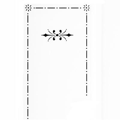 Стикер Paristic Дверь № 1, 80 х 200 см2031-BB Sandra (серебряный)Добавьте оригинальность вашему интерьеру с помощью необычного стикера Дверь. Этот стикер внесет изысканность в декор вашего интерьера. Стикер выполнен из матового винила - тонкого эластичного материала, который хорошо прилегает к любым гладким и чистым поверхностям, легко моется и держится до семи лет, не оставляя следов. Необыкновенный всплеск эмоций в дизайнерском решении создаст утонченную и изысканную атмосферу не только спальни, гостиной или детской комнаты, но и даже офиса. Сегодня виниловые наклейки пользуются большой популярностью среди декораторов по всему миру, а на российском рынке товаров для декорирования интерьеров - являются новинкой. В комплекте - подробная инструкция. Художественно выполненные стикеры, создающие эффект обмана зрения, дают необычную возможность использовать в своем интерьере элементы городского пейзажа. Продукция представлена широким ассортиментом - в зависимости от формы выбранного рисунка и от ваших предпочтений стикеры...