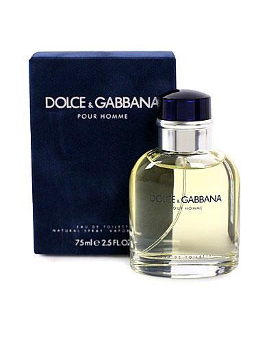 "Dolce&Gabbana Dolce & Gabbana ""Pour Homme"". Туалетная вода, 75 мл 0737052074443"