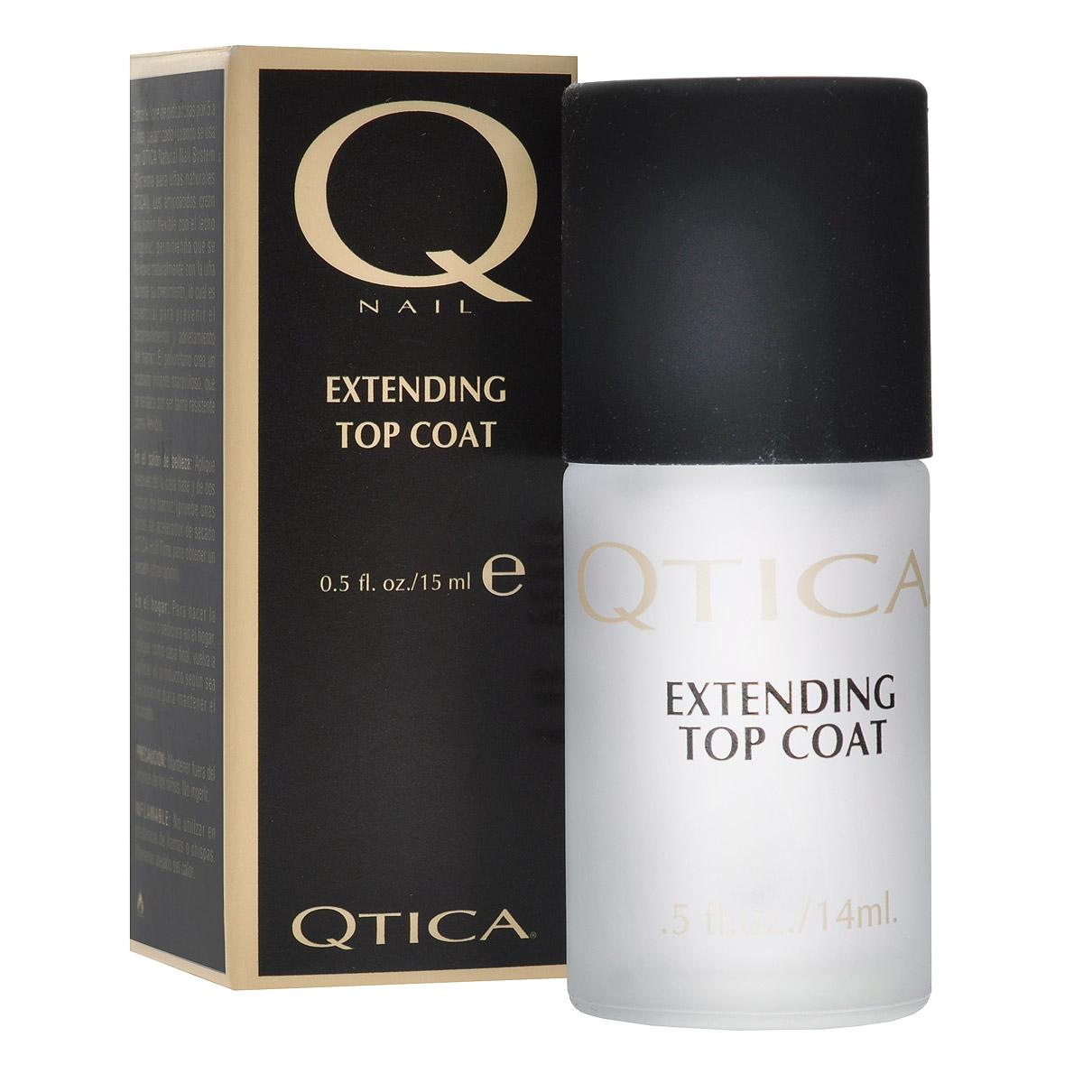 Zoya Закрепитель лака для ногтей Qtica, 15 мл5010777142037Суперблестящее и гибкое верхнее покрытие Zoya Qtica обеспечивает стойкость лака на натуральных ногтях в течение 7-10 дней. Стойкое и гибкое покрытие для предотвращения отслоения лака и продления маникюра.Применение: нанести один тонкий слой поочередно на каждый ноготь. Характеристики:Объем: 15 мл. Артикул: QTET01. Производитель: США. Товар сертифицирован.