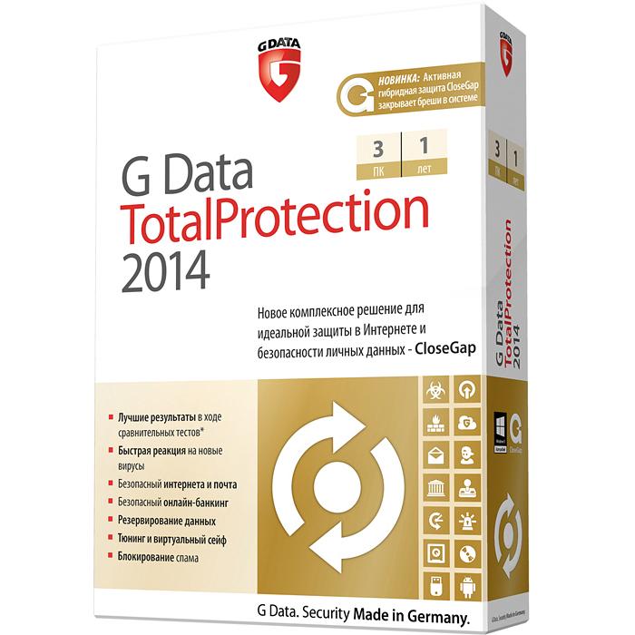 G Data TotalCare 2014