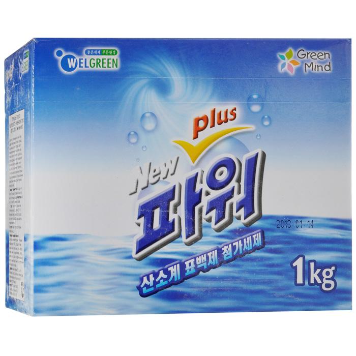 Стиральный порошок Welgreen New Power Plus, с тотолазой, 1 кг526010Стиральный порошок Welgreen New Power Plus подходит для всех типов ткани, кроме шерсти и шелка. Содержит комплекс ферментов Тотолазу (протеаза, липаза, амилаза, целлюлаза), которые удаляют разные виды загрязнений, в том числе белки и жиры. Превосходно стирает и отбеливает в холодной воде. Содержит кислородный и оптический отбеливатель для эффективного и бережного отбеливания цветных и белых тканей с эффектом кипячения. Мало пенится, что позволяет экономить воду и время при полоскании. Содержит кондиционер для белья. В 4-6 раз экономичнее обычных стиральных порошков. Подходит для всех типов стиральных машин и ручной стирки.