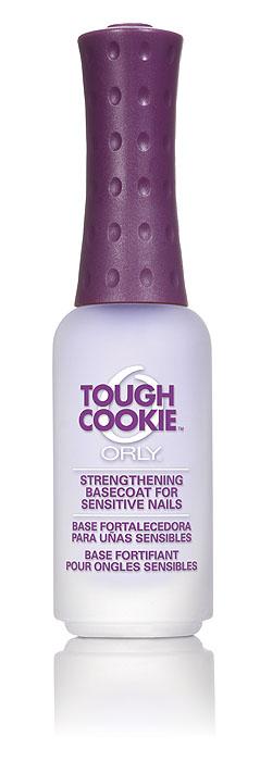 Orly Покрытие для укрепления ногтей Tough Cookie, 9 мл1301207Покрытие Orly Tough Cookie предназначено для мягких и ломких ногтей. Постепенное медленное накопление кератина уменьшает обламывание ногтей, они вырастают длинными, сильными и гладкими. Через 2 недели ногти просто не узнать.Способ применения: использовать один раз в неделю как базовое покрытие под лак. При этом каждые три дня необходимо наносить препарат поверх лака как верхнее покрытие. Характеристики:Объем: 9 мл. Артикул: 44452. Производитель: США. Товар сертифицирован.Состав: этилацетат, бутилацетат, изопропил, SDA-40B, гликолевый сополимер, нитроцеллюлоза, ацетобутират целлюлозы, камфара, ацетил трибутил цитрат, этокрилен, экстракт смолы африканского дерева окоума, красители.