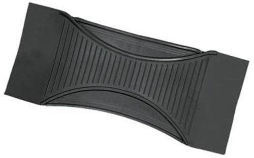 Коврик-перемычка Autoprofi Luxury, морозостойкий, цвет: черный. Размер 60 х 26 смCA-3505Универсальный коврик-перемычка для заднего ряда Autoprofi Luxury изготовлен из морозостойкого термопласта-эластомера, сохраняющего эластичность до температуры -50 °С. Данный материал также отличается отсутствием характерного для резины запаха и устойчив к воздействию агрессивных веществ, таких как масло, топливо или химические реагенты.Коврик обладает высокой износостойкостью и небольшим весом, благодаря чему его несложно вытащить из салона, очистить и уложить обратно. Насечки для разреза на поверхности коврика помогают корректировать размер и форму изделия, адаптируя их под профиль багажника. Характеристики:Материал:термопласт-эластомер. Цвет:черный. Размер коврика: 60 см х 26 см х 0,5 см. Температура использования: от -50 до +50°С. Размер упаковки: 61 см х 26 см х 0,5 см.